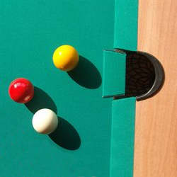 Converting A Pool Table To A Carom Table.