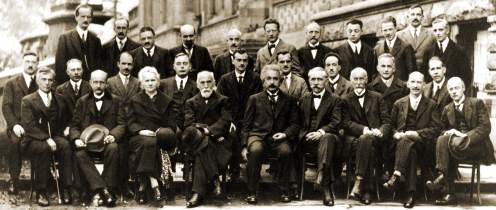 Fifth Solvay Conference, 1927